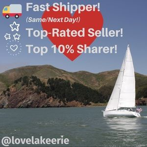 Fast Shipper! 🚚📬 Top Rated Seller! ⭐️⭐️⭐️⭐️⭐️